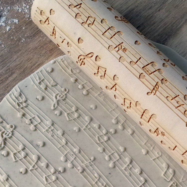 Sound of Music Rolling Pin