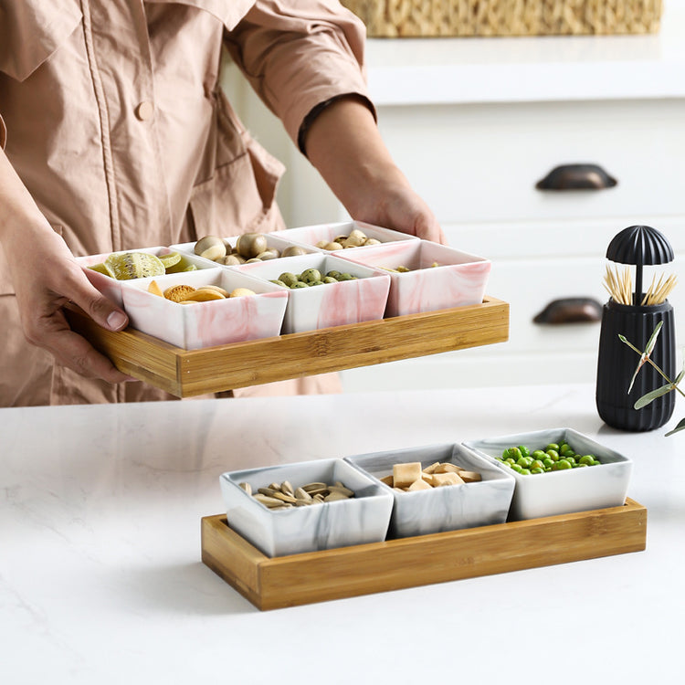 Marmori Serving Tray Collection