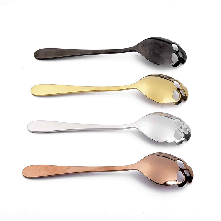 Skull Teaspoon Set