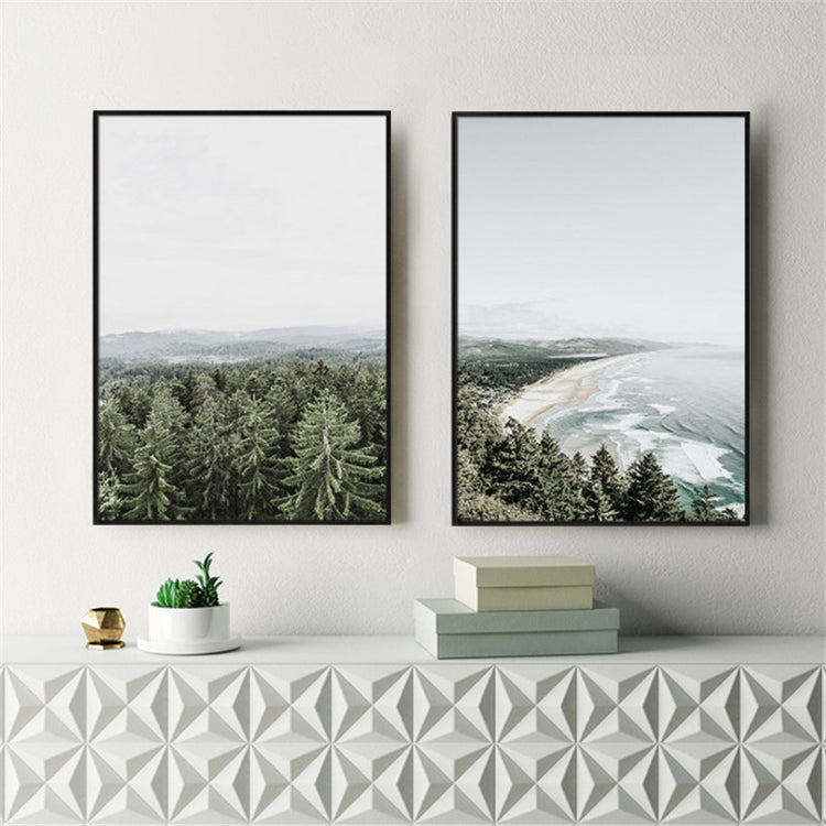 Beach Wanderlust Canvas Set
