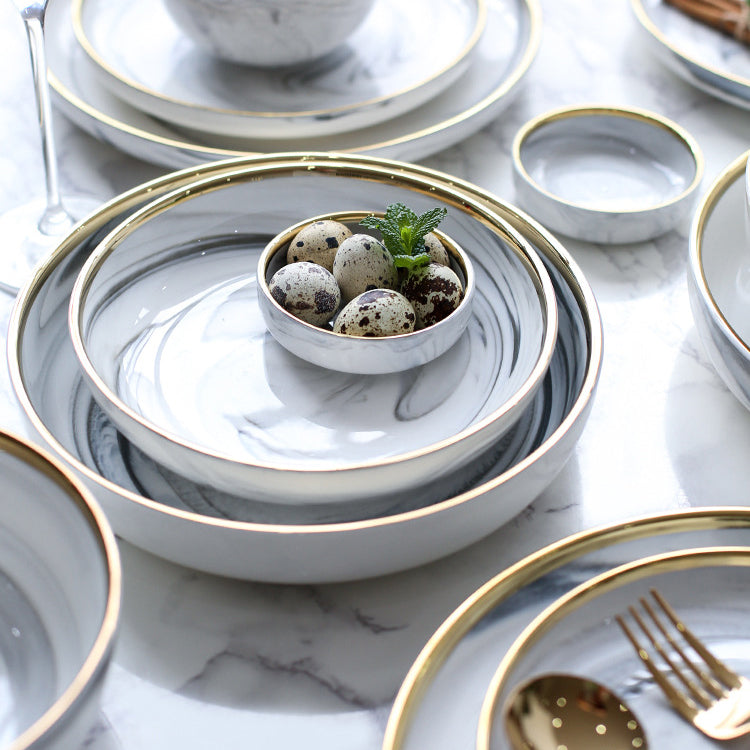 Lusso Grigio Tableware Collection