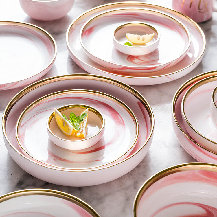 Lusso Rosa Tableware Collection