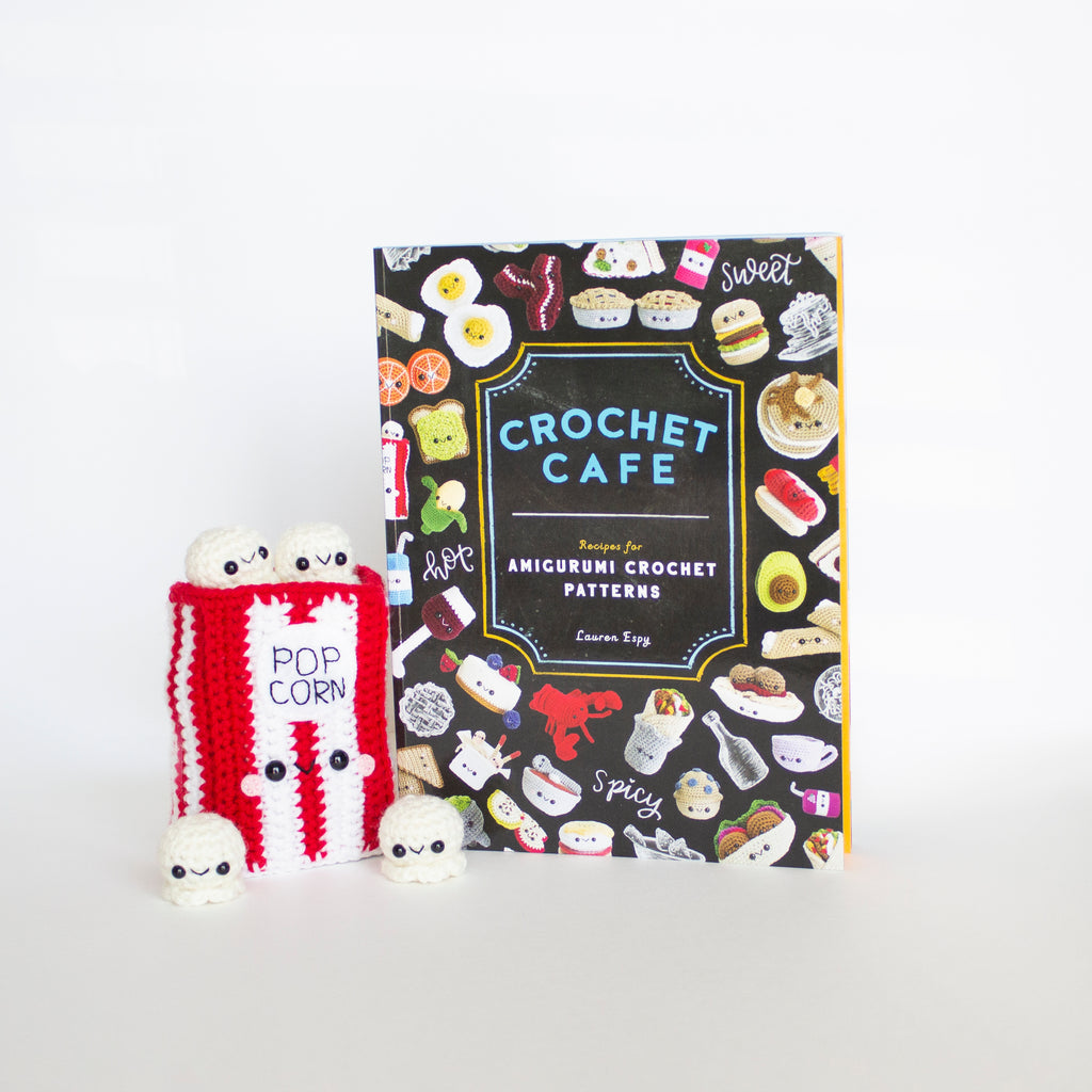 Crochet Cafe - Crochet-Along