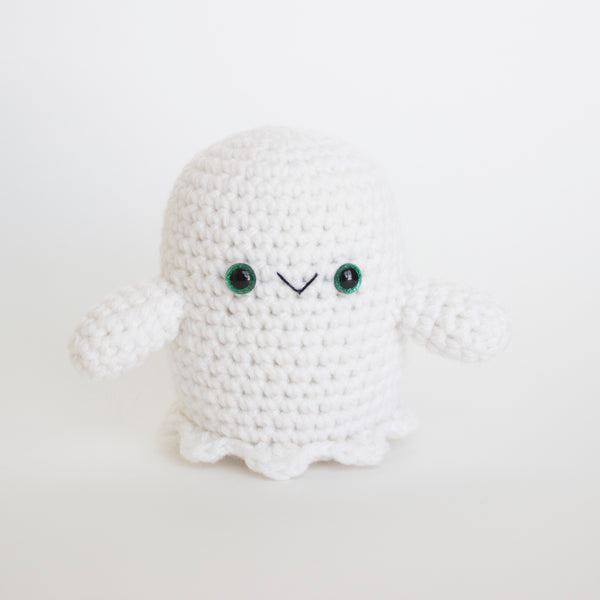 Crochet Pattern: Ghost, PDF Amigurumi Pattern