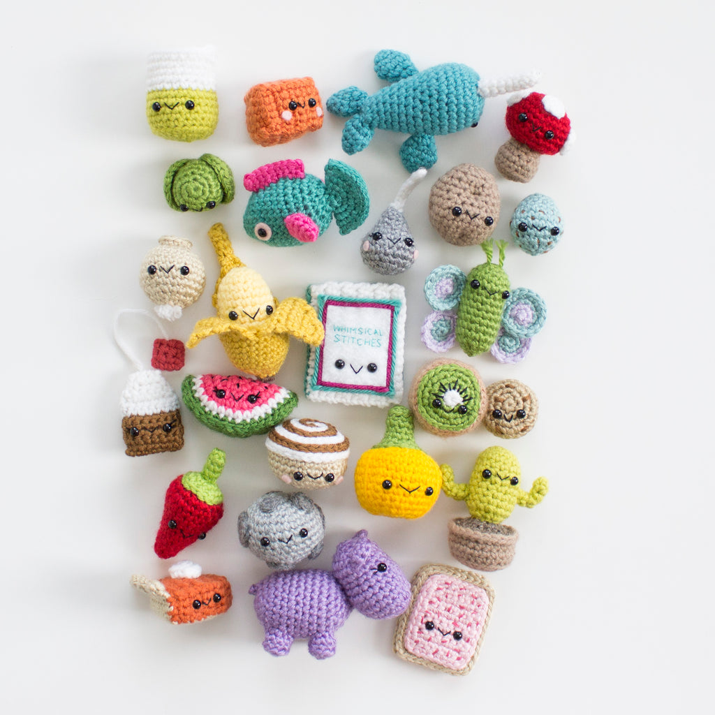 20 Easy and Adorable Crochet Toys That'll Melt Your Heart ... | 1024x1024