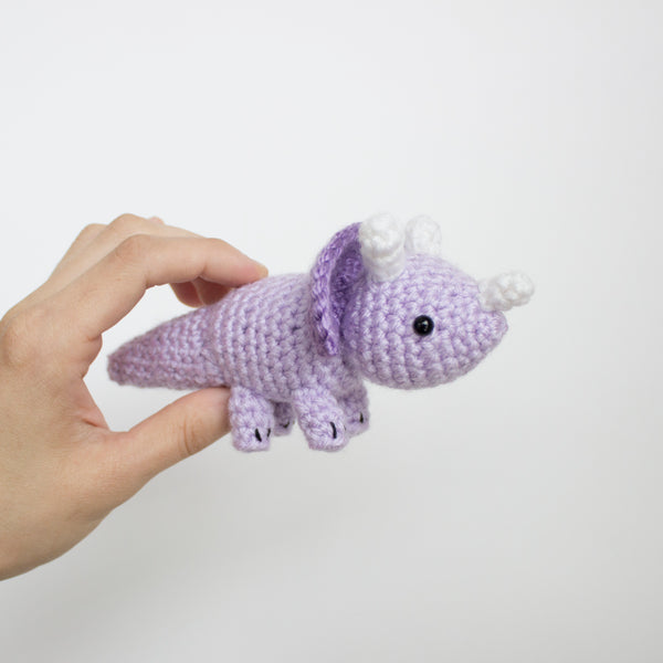 Crochet eBook: 100 Days of Mini Amigurumi VOL 1, PDF Amigurumi Pattern