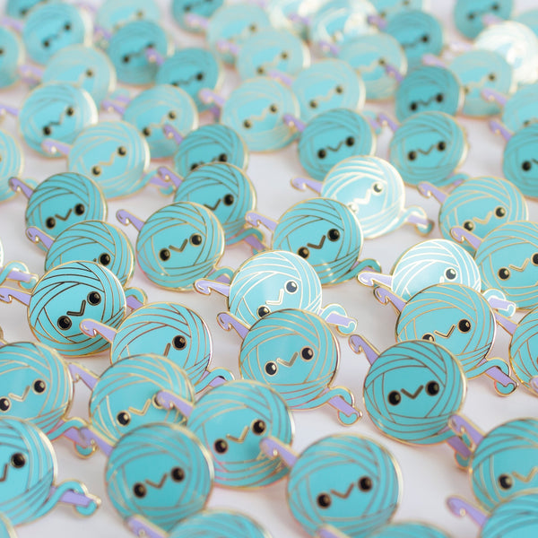 IMPERFECT MINT Stitch Enamel Pin! FINAL SALE!