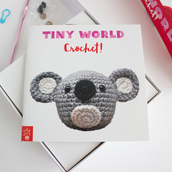 Tiny World- Crochet, End of Year Cleanout, Final Sale