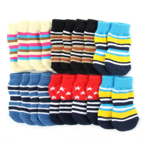 Cotton Pet Socks