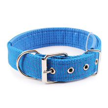 Load image into Gallery viewer, Adjustable Long Nylon Dog Collar