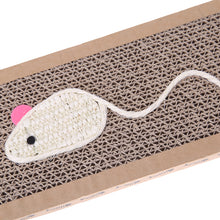 Load image into Gallery viewer, Cardboard Cat Scratcher