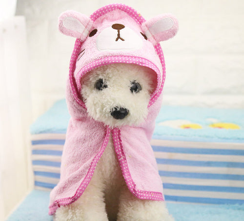 Puppy Towel