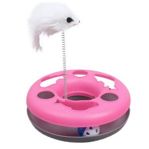 Multifunctional Disk Toy