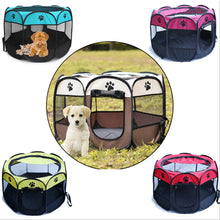 Load image into Gallery viewer, Portable Folding Pet Tent