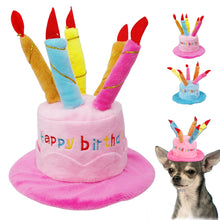 Load image into Gallery viewer, Happy Birthday Hat