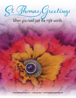 St thomas greetings artisan motivational inspirational cards greeting cards that delight and inspire m4hsunfo