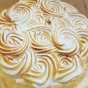 The Tart Tin Lemon Meringue Cake | Made to order in Dunedin NZ