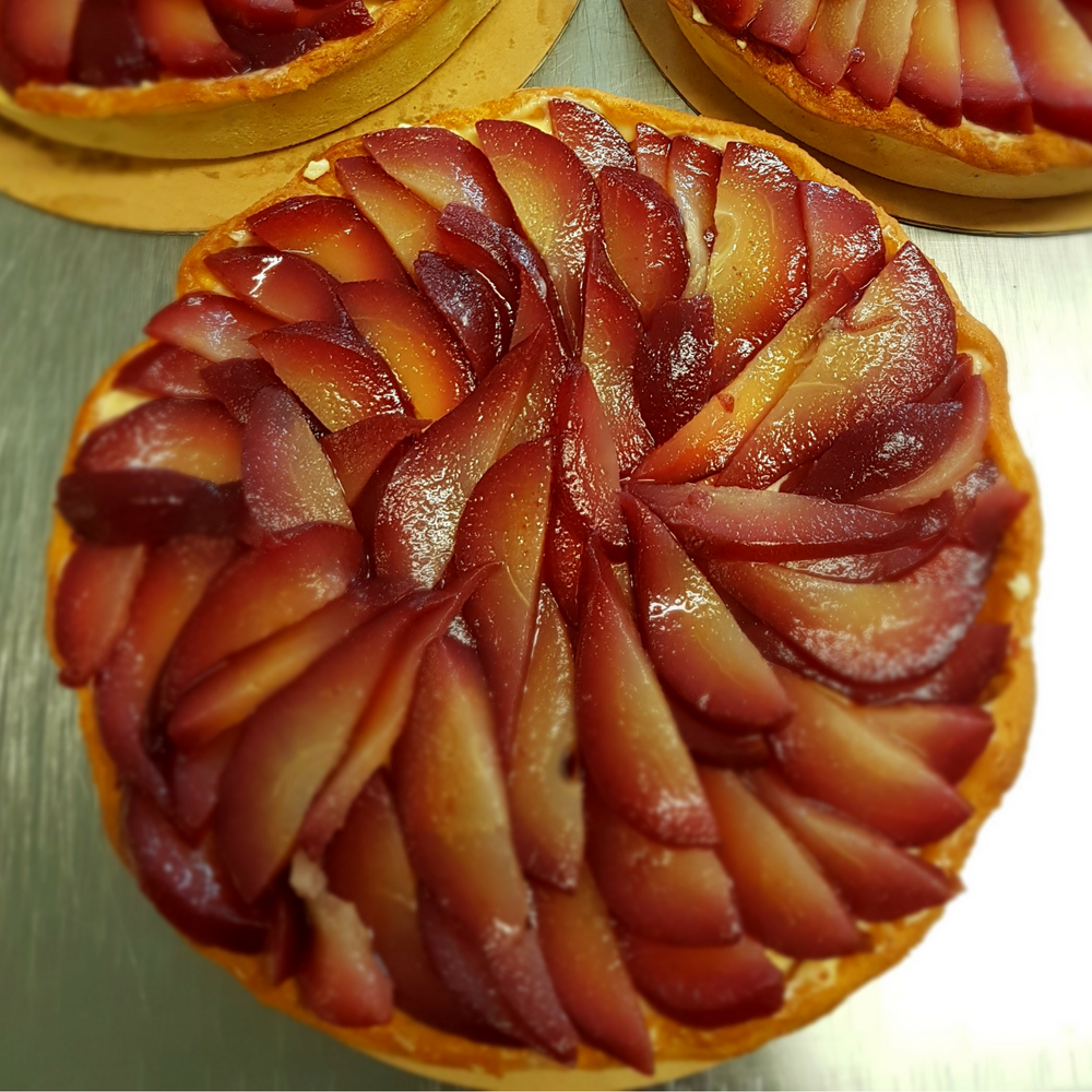 The Tart Tin Pear Tart | Made to order in Dunedin NZ