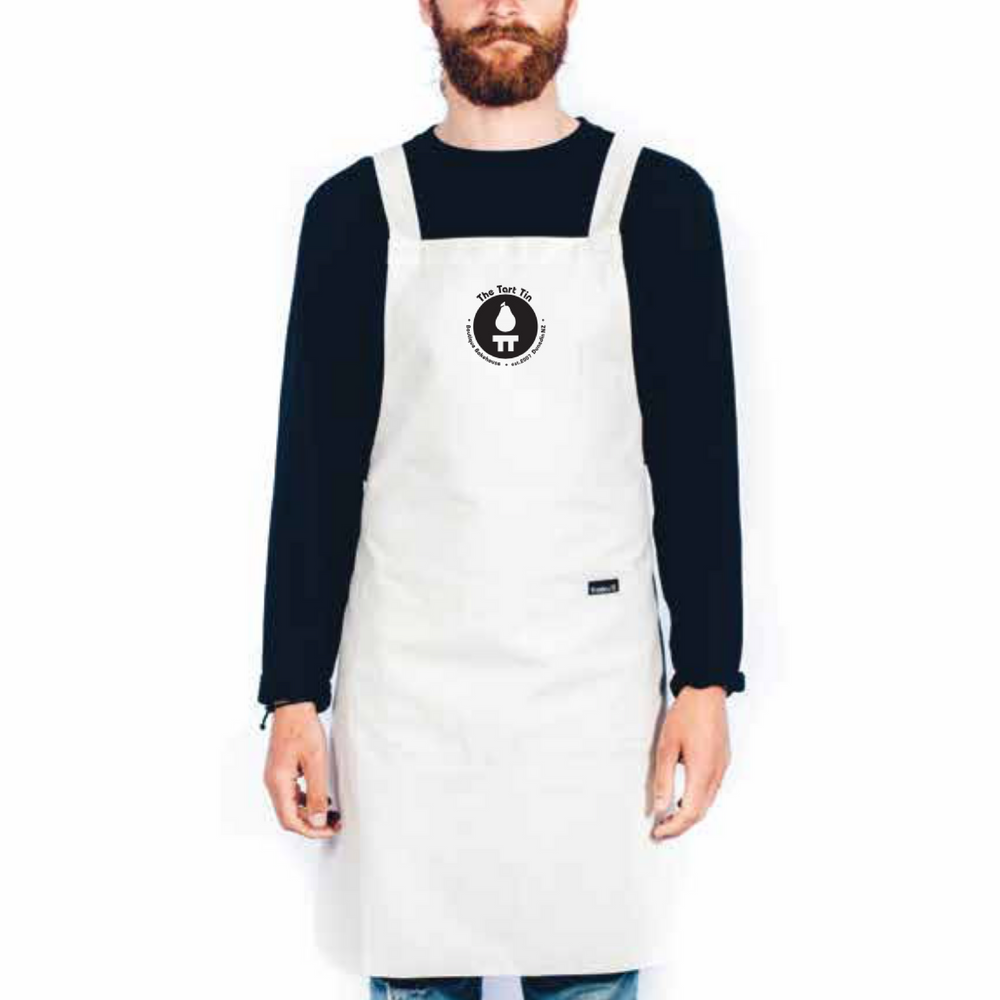 The Tart Tin Calico Apron | Front