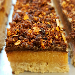 The Tart Tin Big Tart Party Pack - Caramel Slice | Made to order in Dunedin NZ