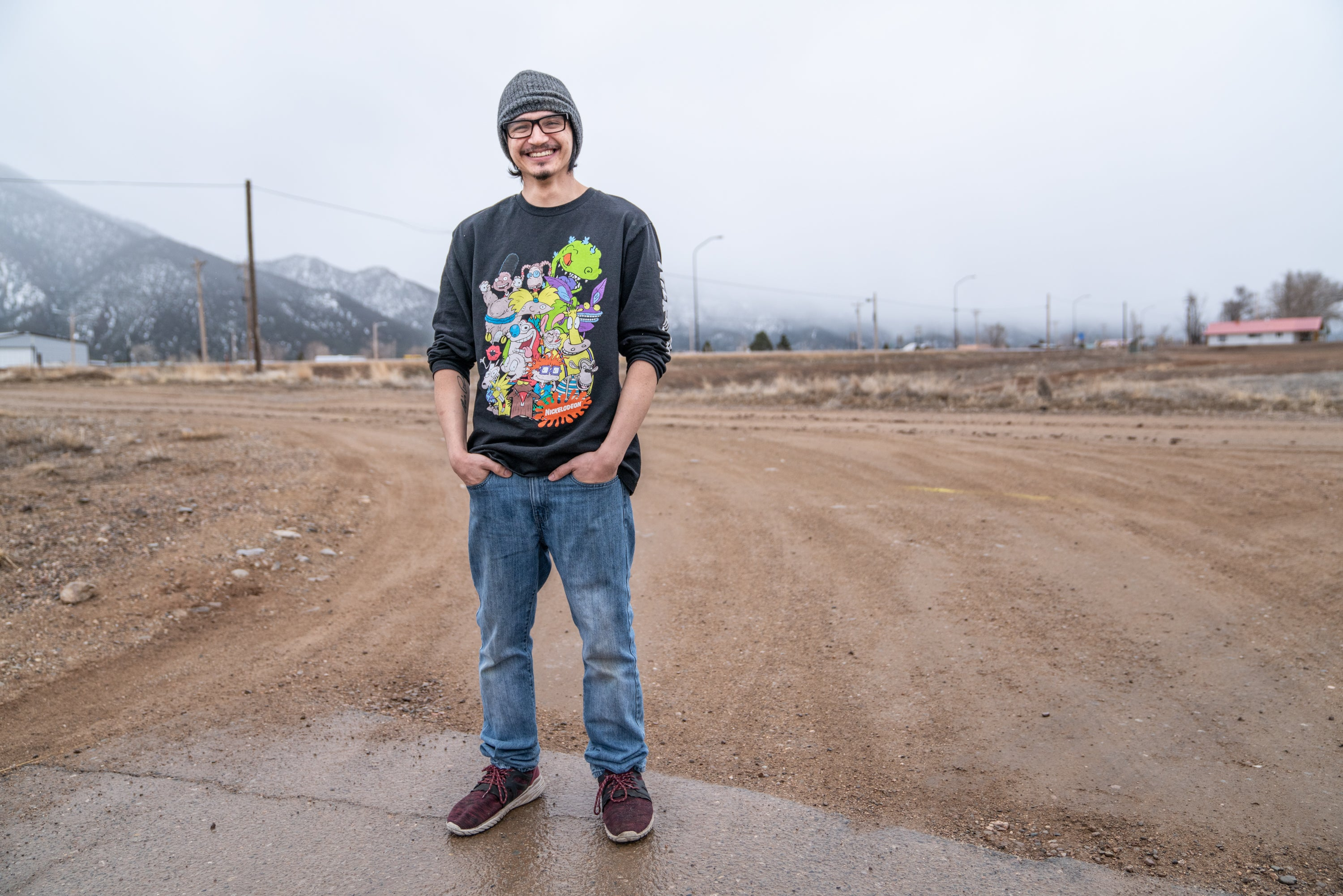 FACES OF TAOS | JEREMY MORRIS