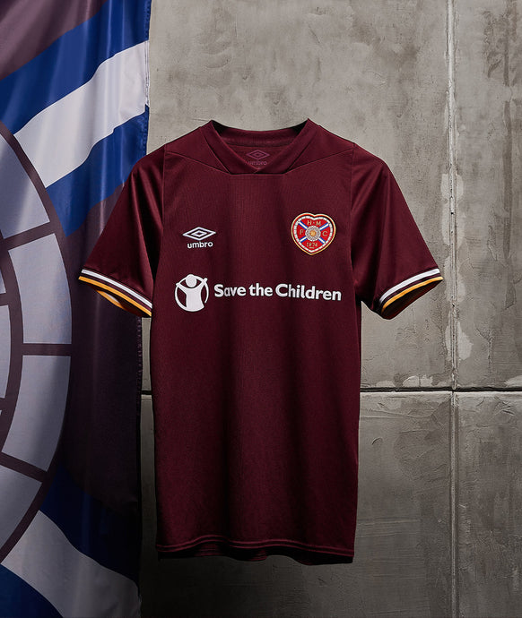 2020/21 Heart of Midlothian Football Shirt a first look! pre-order