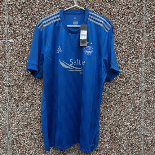 2017 2018 ABERDEEN AWAY FOOTBALL SHIRT New - XL
