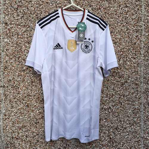 2017 Germany Confederations Cup Home Football Shirt BNWT - S