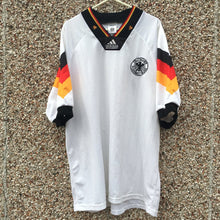 1992 1994 Germany home Football Shirt - M/L