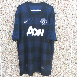 2013 2014 Manchester United away Football Shirt - XL