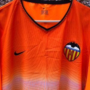 2002 2003 Valencia away football shirt - XL