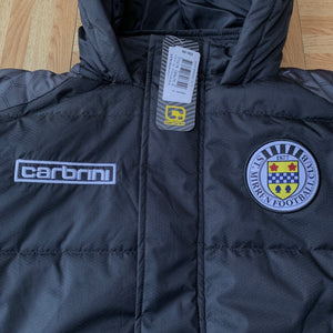 2015 16 ST MIRREN BENCH COAT JACKET *BNWT* - XL