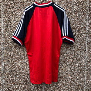 1994 1996 Norway home Football Shirt - M