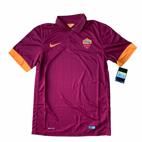 2014 15 ROMA HOME FOOTBALL SHIRT *BNIB* - S