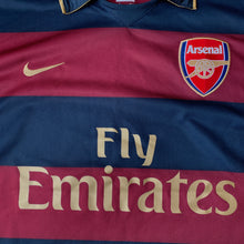 2007 08 ARSENAL THIRD FOOTBALL SHIRT - XL