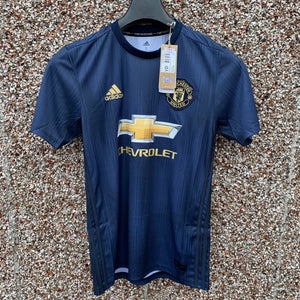 2018 2019 Manchester United Third Football Shirt BNWT - S