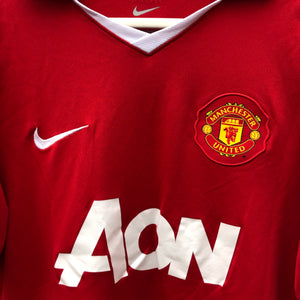 2010 2011 Manchester United home Football Shirt ROONEY #10 - M