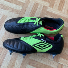 2012 PLAYER ISSUE SAMPLE GEOMETRA PRO FOOTBALL BOOTS (MICAH RICHARDS) SG - 10