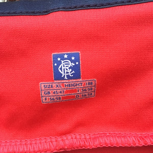2004 2005 Rangers Third Football Shirt - XL