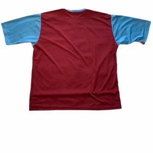 2003 2005 WEST HAM UNITED HOME FOOTBALL SHIRT - XXXL