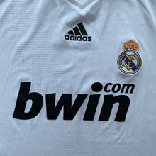 2008 09 REAL MADRID HOME FOOTBALL SHIRT - L