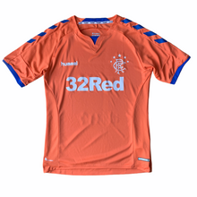 SOLD 2018 19 RANGERS THIRD FOOTBALL SHIRT - M