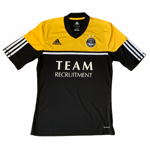 2012 13 ABERDEEN AWAY FOOTBALL SHIRT - S