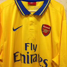 2013 2014 Arsenal Away Football Shirt - XXL