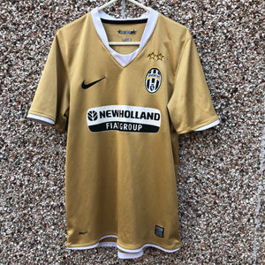 2008 2009 Juventus away football shirt - S