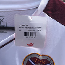 2015 2016 Heart of Midlothian LS away Football Shirt *BNWT* - Sizes