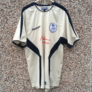 2003 2004 Sheffield Wednesday Away football Shirt - S