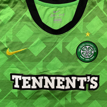 2010 11 CELTIC AWAY FOOTBALL SHIRT - XXL