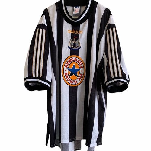 1997 1999 Newcastle United Football Shirt - XL