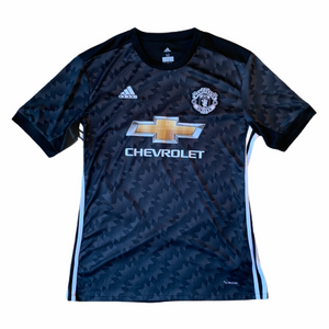 2017 18 MANCHESTER UNITED AWAY FOOTBALL SHIRT - M